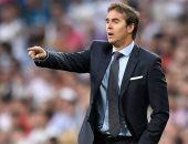 أخبار ريال مدريد اليوم عن رسالة بيريز إلى لوبيتيجى قبل البداية ضد روما
