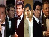 """العالم يحتفل بالذكرى الـ 57 لصدور أول فيلم لـ""""جيمس بوند"""""""