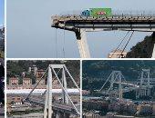إيطاليا: افتتاح جسر جنوة الجديد فى أغسطس بعد عامين من حادث أليم