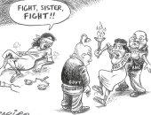 """رسام كاريكاتير جنوب أفريقى مسيء للرسول يعود بكتاب """"مثير للجدل"""""""