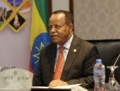صور.. سفير إثيوبيا يغادر القاهرة ويشيد بقوة العلاقات بين البلدين بالفترة الحالية