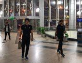 صور.. بعثة الأهلي تتوافد على مطار القاهرة للمغادرة إلى تونس لمواجهة الترجي