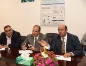 محافظ الإسكندرية يستقبل وزير تجارة أوزباكستان الخارجية للتعاون بين البلدين