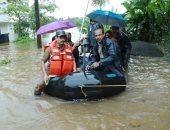67 قتيلا و50 ألف مشرد حصيلة الفيضانات فى ولاية كيرالا الهندية