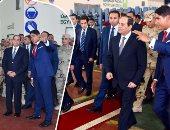 """أبو هشيمة عن زيارة الرئيس السيسي لمصنع حديد بنى سويف: """"يوم للتاريخ"""""""