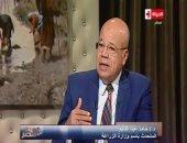 """""""الزراعة"""": معرض صحارى الدولى دليل على الأمن والأمان والاستقرار بمصر"""