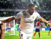 فيديو.. ريال مدريد يتقدم على جيرونا 2 - 1 فى الدقيقة 52 بهدف بنزيما