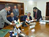 محافظ سوهاج يعلن توقيع 3 اتفاقيات مع التنمية المحلية لتحسين مستوى الخدمات