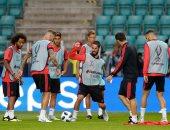 تطبيق التبديل الرابع فى مباراة الريال ضد أتلتيكو مدريد بالسوبر الأوروبى