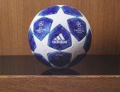 الإعلان عن الكرة الجديدة لدورى أبطال أوروبا