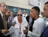 صور.. رئيس بعثة الحج يعلن توفير 34عيادة تابعة للصحة لعلاج الحجاج المصريين بالسعودية
