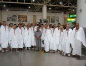 مؤتمر لرئيس بعثة الحج بمطار القاهرة لتوديع أخر أفواج الحجاج