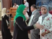 توزيع 140 شهادة آمان على السيدات الأكثر احتياجًا فى مركز سمنود بالغربية