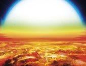 كوكب خارج الأرض درجة حرارته تصل إلى 4،327 درجة مئوية