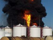 """ليبيا: إخماد """"حريق مفتعل"""" فى خط أنابيب الغاز """"الوفاء-مليته"""""""