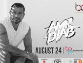 """عمرو دياب يحتفل بألبومه الجديد """"كل حياتى"""" فى الساحل الشمالى 24 أغسطس"""
