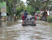 مصرع 32 شخصا بسبب العواصف الرعدية بولاية هندية