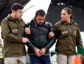 صور.. القبض على شخصين لتهديدات بوجود قنابل على طائرات بتشيلى