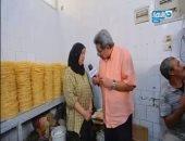 شاهد.. محمود سعد ينشر تقريرا عن مصنع مشبك ويسلط الضوء على أوضاع عامليه