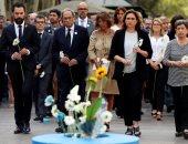 صور.. إسبانيا تحيى الذكرى الأولى لهجمات أودت بحياة 16 شخصا بإقليم كتالونيا
