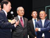 مهاتير محمد يلغى مشروعين ضخمين بتمويل صينى خوفا من الأفلاس
