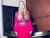 مادونا ترتدى فستانا من Gucci بـ5300 جنيه إسترلينى فى المغرب.. اعرف التفاصيل