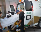 تصعيد 23 حاجا من المنومين بمستشفيات المدينة المنورة إلى عرفة لإكمال الحج