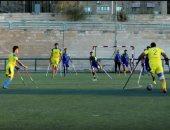 شاهد .. فريق المعجزات أول فريق كرة قدم لذوى القدم الواحدة فى مصر