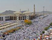 فيديو.. بث مباشر من عرفات لتوافد الحجاج على مسجد نمرة