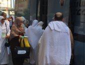 830 حاجا من قطاع غزة يصلون من الأراضى المقدسة على متن 3 رحلات مصرية