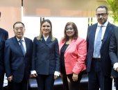 سحر نصر تبحث مع سفير الصين بالقاهرة ضخ استثمارات جديدة ضمن شراكة شاملة