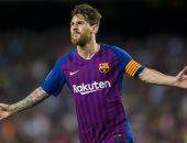 فيديو.. ميسي يحرز هدف برشلونة الأول ضد جيرونا فى الدوري الإسباني