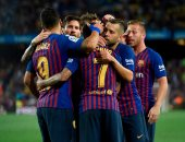 أخبار برشلونة اليوم عن رقم مميز قبل لقاء بى إس فى أيندهوفن بالأبطال