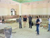 رئيس جامعة سوهاج يعلن قرب الانتهاء من تجهيز مسجد الجامعة بتكلفه 4ملايين جنيه