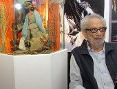 شاهد.. آخر معرض استيعادى نظمه قطاع الفنون التشكيلية للراحل ناجى شاكر