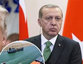 5مواقف تكشف انبطاح أردوغان أمام ترامب×2018..أبرزها: الديكتاتور حاول استمالة واشنطن بالتحذير من تصعيد روسى ضد أوكرانيا..والأمريكى تجاهل مصافحته فى الأرجنتين..زعم موافقة أمريكا على عمليات سوريا والبيت الأبيض ينفى