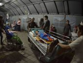صور..ارتفاع حصيلة ضحايا سلسلة هزات أرضية فى إندونيسيا إلى 12 شخصا