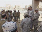 طيران التحالف العربى يدمر مخزنًا للصواريخ الباليستية فى حجة باليمن