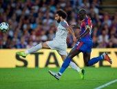 محمد صلاح يسجل الظهور رقم 55 مع ليفربول ضد برايتون