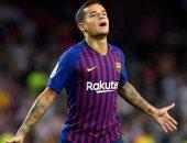أخبار برشلونة اليوم عن استعداد كوتينيو للظهور الأول بدورى أبطال أوروبا