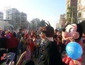 """صور.. """"مستقبل وطن"""" يحتفل مع المواطنين بمختلف المحافظات بعيد الأضحى المبارك"""
