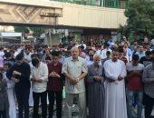 الآلاف يؤدون صلاة عيد الأضحى بالأزهر الشريف ومسجد الحسين