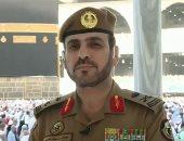 قائد أمن المسجد الحرام يشرح توجيهات توزيع حجاج بيت الله بمختلف الأدوار