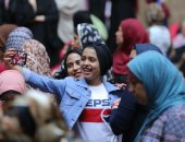 سيلفى العيد.. صورة بعد الصلاة ذكرى حلوة لفرحة المصريين