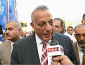محافظ الجيزة يعلن تشكيل 30 غرفة عمليات لتلقى شكاوى المواطنين فى العيد