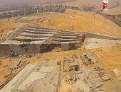 """""""ON E"""" تكشف فى فيلم وثائقى ضخم عراقيل مشروع المتحف المصرى الكبير"""