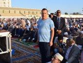 """هنا سوهاج الوحدة الوطنية.. مسلمون وأقباط """"إيد واحدة"""" حتى فى صلاة العيد"""