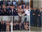 فيديو.. شاهد أنشطة الرئيس عبد الفتاح السيسى خلال أسبوع