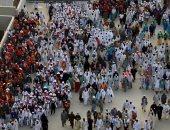 مطار القاهرة يُستقبل اليوم 2080 حاجا بـ 12 رحلة عائدين من الأراضى المقدسة