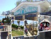 الحدائق و المتنزهات تستقبل الجمهور فى ثانى أيام عيد الأضحى بالمحافظات
